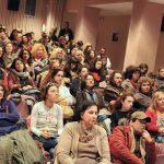 Ολοκληρώθηκε με επιτυχία το τριήμερο Εικαστικό – Παιδαγωγικό Σεμινάριο  της Ένωσης στην ΑΣΚΤ