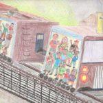 Ενωση εκπαιδευτικών εικαστικών μαθημάτων: Ομαδική μαθητική έκθεση 11-20/5
