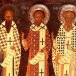 28-01-19 Η εγκύκλιος για τον εορτασμό των Τριών Ιεραρχών